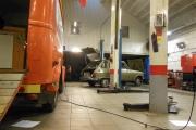 2016 Gode gamle biler på verkstedet