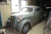 Bare en bil men god og gammel