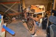 Faktisk en tidlig EL-sykkel - tror jeg