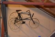 Liksom en trehjulsykkel
