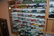 Modellbil samling 1-43 skala