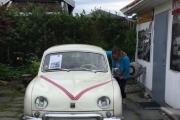 Onsdag Son - Renault Dauphine Hallan