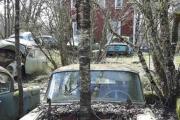 Turen til bilkirkegården