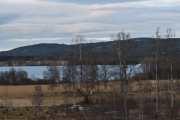 Det ligger litt is på Maridalsvannet enda, så vinteren er vel ikke helt over