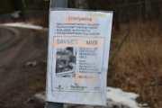 Men da kan vi også ta med den savna hunden Mico som er savnet siden 7 mars. Da er det bare å ringe 461 30 529 hvis du ser den