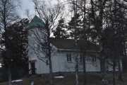 Maridalen kirke er en langkirke som ble innviet i 1900, så den er over hundre år gammel