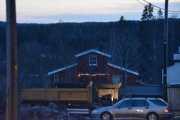 Like i nærheten her, hadde Maridalen eget postkontor og kolonial i gamle dager