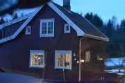 Like ved her har også Knut bodd en gang i tiden før han kjøpte seg et eget hus i Maridalen