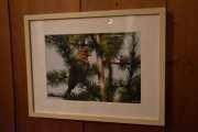 Furukorsnebb, dette har han tatt på hytta i Sandefjord - husker bilde