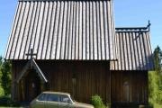 Posering i Stavkyrkan i Eksharad (3)