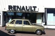 Renault forhandler mot Borlange