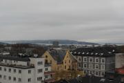 Neste dag 6 november tar jeg også med kamera på taket