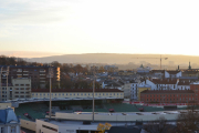 Men sukk - Bislett stadion ligger fremdeles i skyggen