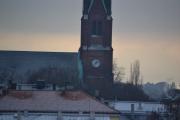 Men med det nye objektivet kan jeg se hva klokka er på Uranienborg kirke