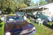 Lørdag - Ford Mustang?