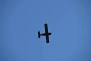 Det er LN-WNB som kommer fra Kjeller flyplass, flyet er faktisk fra 1952