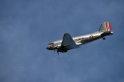 Typen er en Douglas C-53D Skytrooper, som eies av Dakota Norway