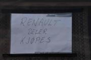 Selvfølgelig er Renault i hovedfokus, men det betyr ikke at vi kan gjøre andre ting også