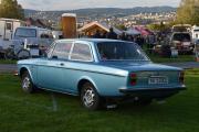 Første bilen vi tar en titt på er en Volvo 142 Grand Luxe fra 1972