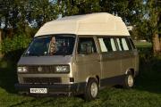 Siste bil jeg dokumenterer her nå er en Volkswagen Caravelle Coach fra 1991