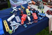 Fly, Helikopter, Bil og Lastebil - ja, her har du dem alle sammen