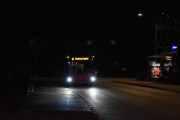 Buss 34 Ekeberg hageby kommer, den skal vi ta. Men hvor er Ekeberg hageby? trodde vi skulle til Simensbråten?