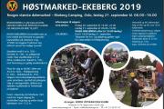 Da er vi i gang med et nytt Ekeberg marked høsten 2019, har passert 60, men kan man bli for gammel til dette?