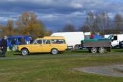 Fredag. Masse fine gamle biler på salgsplassene også. Virkelig morsomt å se.