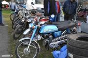 Fredag. Suzuki 50, en slik hadde jeg også på mine guttedager.
