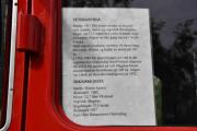 Her har vi historien, brannbilen er fra 1937 og resten kan dere jo lese selv