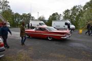 Her kommer det en som tar litt plass, Impala står det på siden