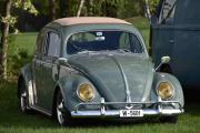 Den neste kjenner vi igjen, det er en Volkswagen Type 1 fra 1956