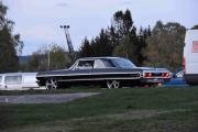 Det er en Chevrolet Impala fra 1964 vi ser her