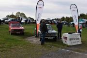 Så er vi ved BMW Car Club og det vi ser her fra venstre er en BMW 1600 Convertible fra 1969 og til høyre en BMW 1600 fra 1967