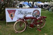 Norsk Indian Klubb, flere er opptatt av disse syklene. Det vi ser her er en Indian Singel fra 1913. Nå snakker vi årgang