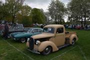 Flere godbiter på plassen men jeg kan ikke ta bilder av alle, denne her er en Ford Pick Up fra 1938. Akkurat som de bilene vi har sett på westernfilmer med cowboyer