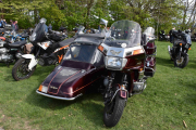 Da mener jeg motorsykler akkurat som denne, det står Gold Wing 1200 Interstate på denne