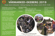 Norsk Veteranvogn klubb gjør det igjen og inviterer oss til Ekeberg