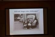 Volkswagen eller rettere sagt Bobla. Med todelt bakrute