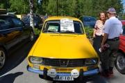 En gul Renault 12 har også dukket opp