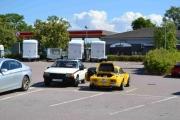 Vi har et sted i Stockholm hvor vår svenske venn Ola bor og her skal vi også møte Atle i sin Renault 4.