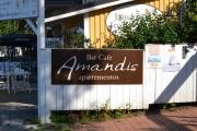 Amandis blir begge Amanda-ene samtidig som geiper så mye