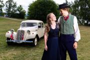 Forlover og sjåfør