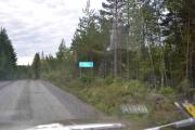 Åsnes kommune står det på dette skiltet, sier det meg noe? - Nei, tror ikke det