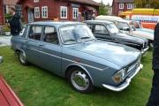 Flott bil dette også og ser vi på panseret er dette en ..?