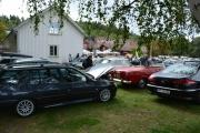 Peugeot gutta, de var rundt 10 biler tror jeg