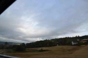 Godt med dagslys igjen, selv om det er overskyet