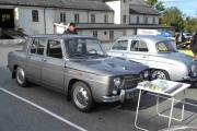 Renault - fargen sølv - blankpolert, men er det en Renault 8 eller 10?