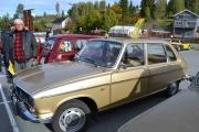 Denne bilen har vi sett både her og der, til og med på Holmsbu, veldig fin farge