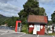 Alt startet med dette bilde, helt tilfeldig ble jeg gjort oppmerksom på at det er 100 slike telefonkiosker i Norge. Denne så jeg ved Solvika Kafé i Heivannsveien på Siljan en uke tidligere